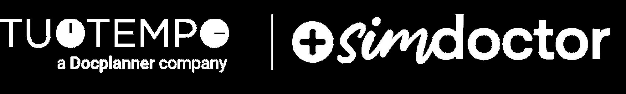 [NEW] Header LP Logos - Parceiros TuoTempo simdoctor