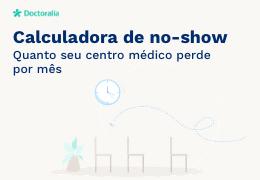 Calculadora de no-show | Doctoralia
