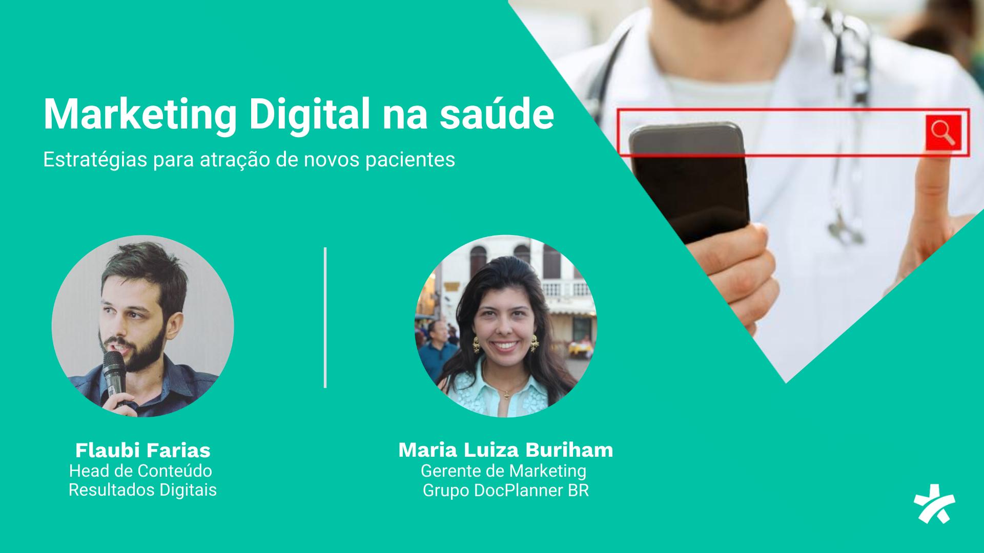 Marketing Digital na Saúde