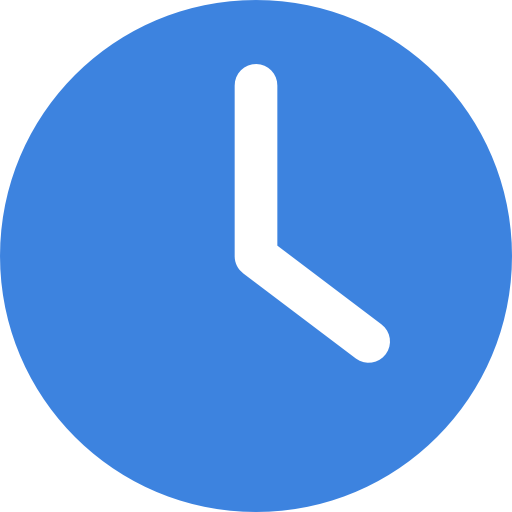 ico-time-clock-filled-blue
