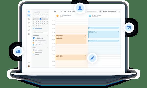 Software Doctoralia Clínicas - Aumentar a produtividade das secretárias