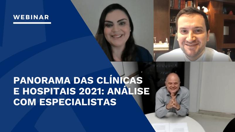 Webinar Panorama das Clínicas e Hospitais - Thumb