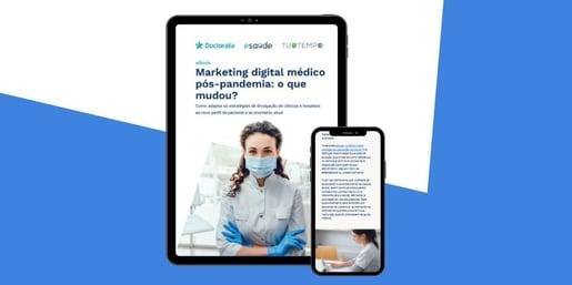 ebook Marketing Digital Médico Pós-pandemia