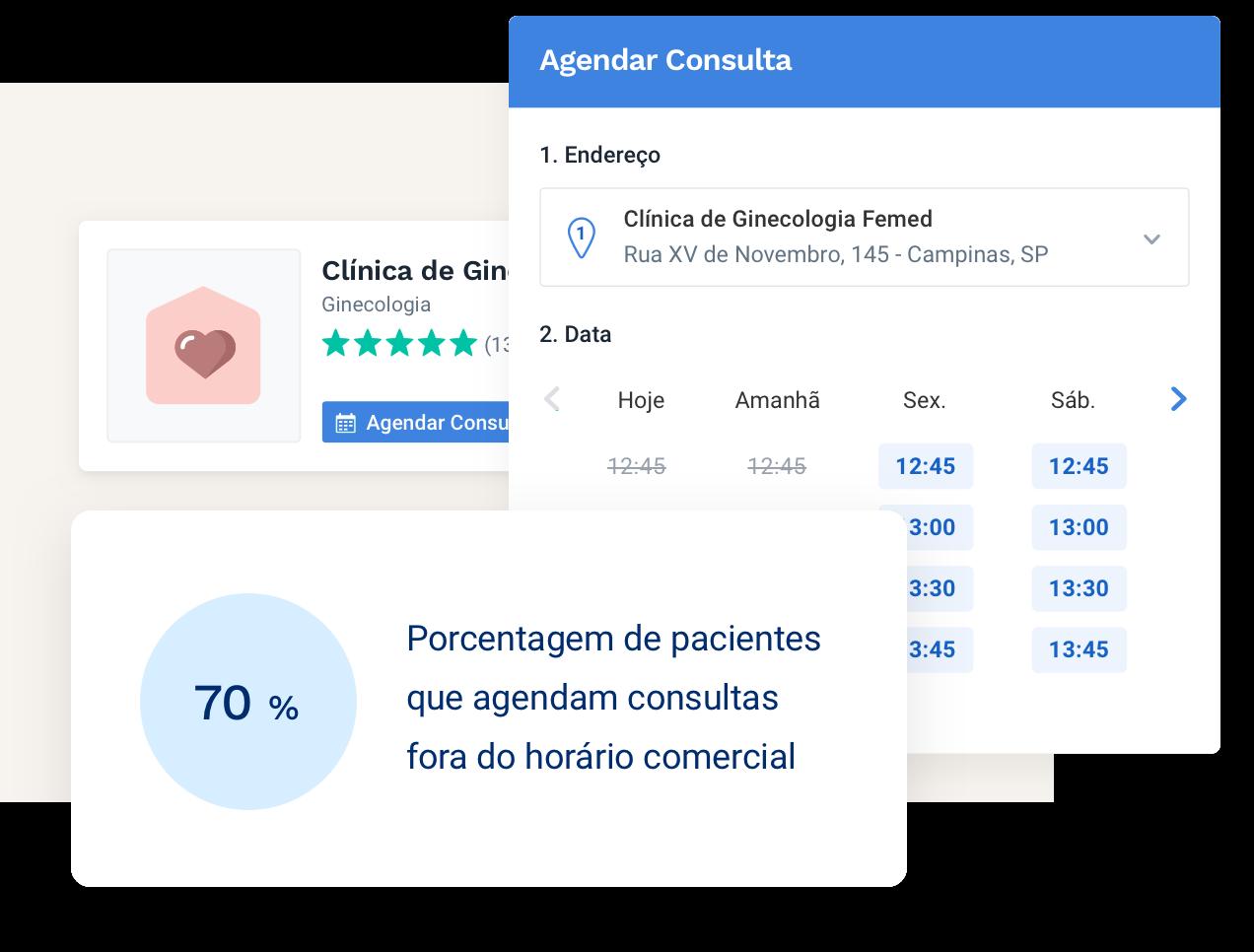 Agendamento Online