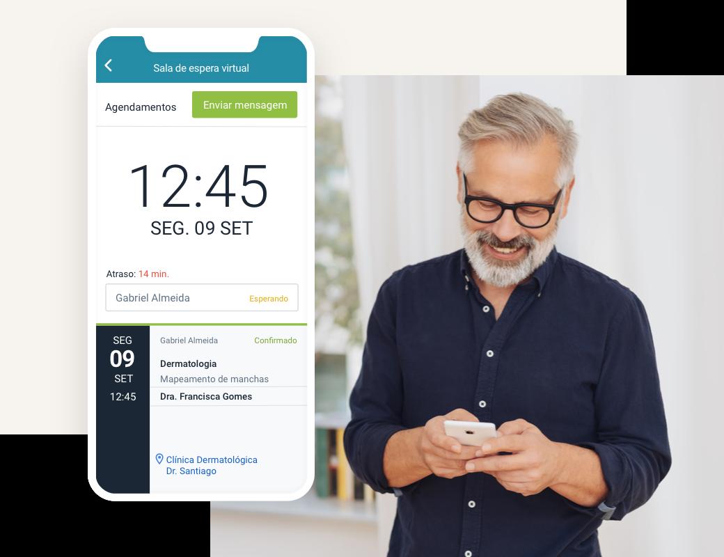 TuoTempo - Checkin via App