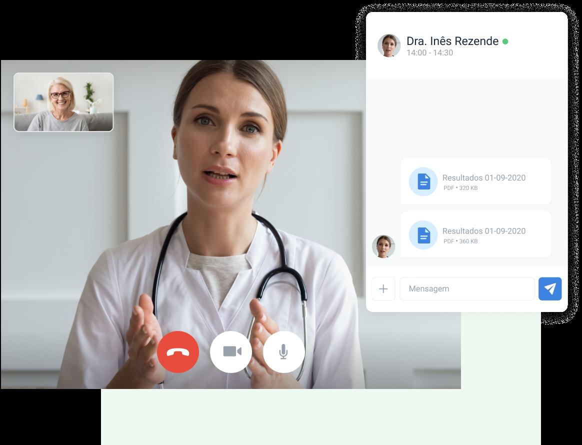 Telemedicina de TuoTempo - Fidelize seus pacientes