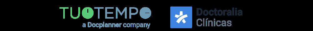 Logos TuoTempo + Doctoralia clínicas